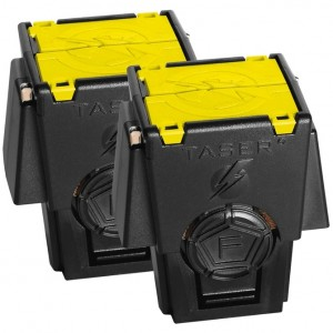 Taser X26P Live Cartridges