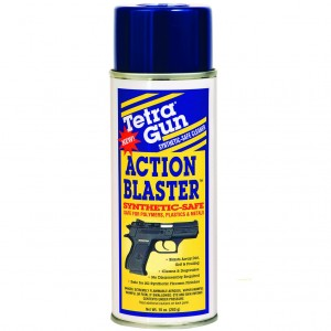 Tetra Gun Action Blaster Synthetic-Safe