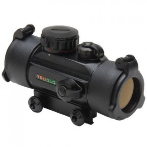 Truglo 1x30 Dual Color Red Dot Sight