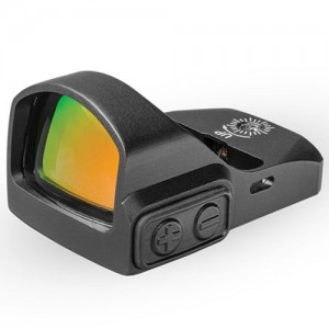 Truglo 1x23x17 Tru-Tec Micro Red Dot Sight