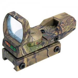 Truglo 1x34 Dual Color Open Red Dot Sight