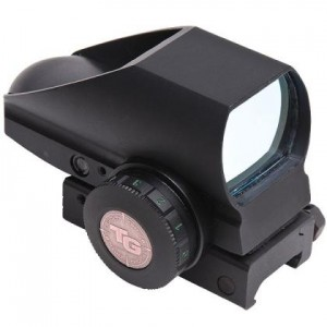 Truglo 1x34 Tru Brite Open Red Dot Sight