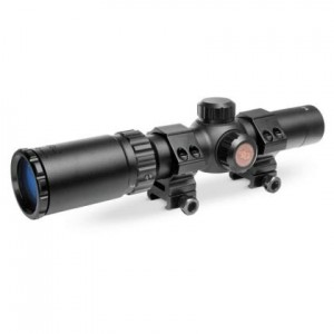 Truglo 1-4x24 Hunter 30mm Riflescope