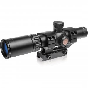 Truglo 1-4x24 Tru-Brite Tactical 30mm Riflescope