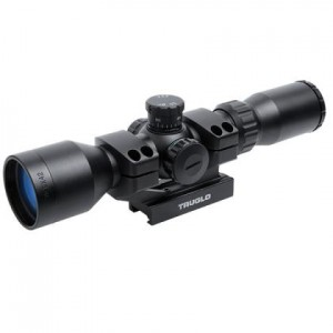 Truglo 3-9x42 Tactical 30mm Riflescope