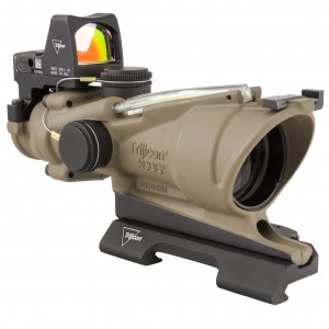Trijicon 4x32 Acog ECOS Rifle Scope