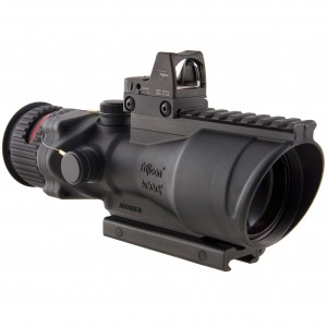 Trijicon 6x48 Acog Machine Gun Optic