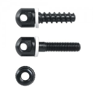 Uncle Mike's 115 B Magnum Band Swivel Screws