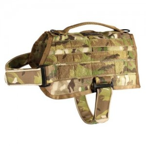 United States Tactical K9 MOLLE Vest