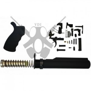 LifeCoat Complete Lower Parts Kit with BT Kit & Grip