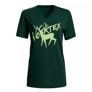 Vortex Ladies Emerald Elk T-Shirt