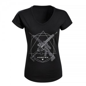 Vortex Ladies Black Rifle T-Shirt