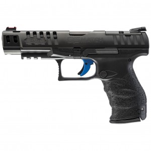 Walther Q5 Match 9mm Luger