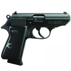 Walther PPK/S Black 22 Long Rifle