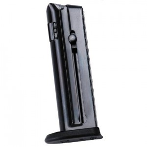 Walther Mag P22 .22LR 10RD w/o Finger Rest
