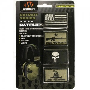Walker's Patriot Patch Kit
