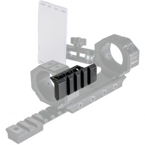 Warne Precision Mount 90 Degree Accessory Rail