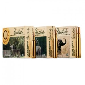 Weatherby Select Plus 30-378 Weatherby Magnum 20rd Ammo