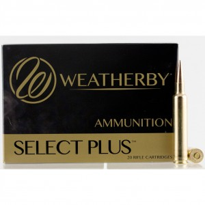 Weatherby Select Plus 6.5-300 Weatherby Magnum 20rd Ammo