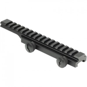 Weaver AR-15/M16 Thumb-Nut Flat Top Riser Rail
