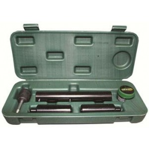 Weaver Deluxe Scope Mounting Kit (with 30mm Lapping Tools)