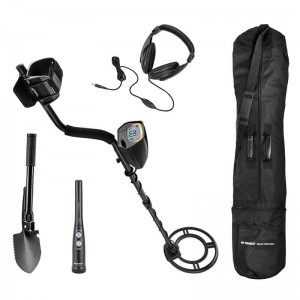 Winbest Elite 200 Metal Detector Field Kit