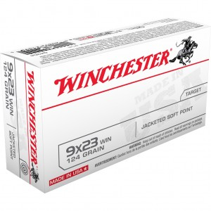 Winchester USA 9x23 Winchester 50rd Ammo