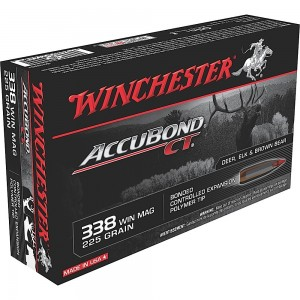 Winchester Expedition Big Game 338 Win Mag 20rd Ammo