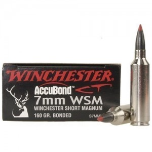 Winchester Expedition Big Game 7mm WSM 20rd Ammo