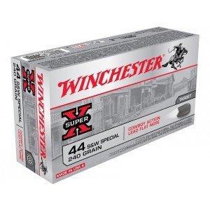 Winchester Super X 44 Special 50rd Ammo