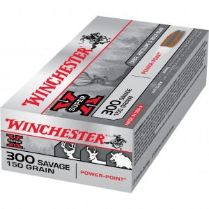Winchester Super-X 300 Savage 20rd Ammo