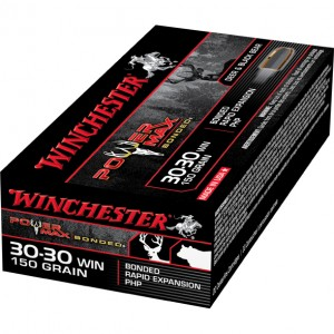 Winchester Power Max Bonded 30-30 Winchester 20rd Ammo