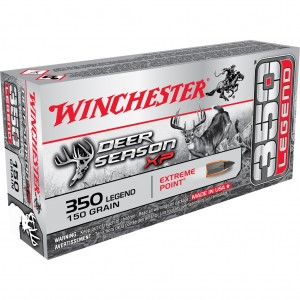 Winchester Deer Season XP 350 Legend 20rd Ammo