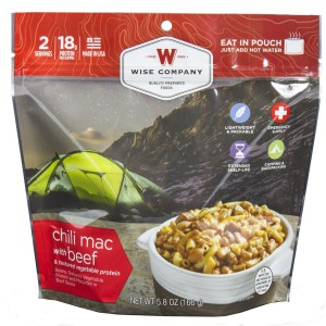 Wise Foods Chili Mac with Beef