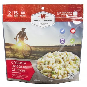 Wise Foods Creamy Pasta with Chicken and Vegatables