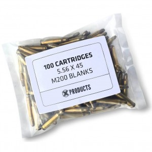 X Products M200 Mil Spec 5.56 100rd Blank
