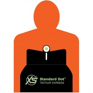 XS Sight DXW Standard Dot Handgun Sights
