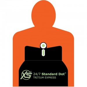 XS Sight DXT Standard Dot Handgun Sights