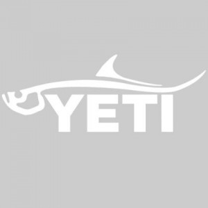 YETI Tarpon Window Decal