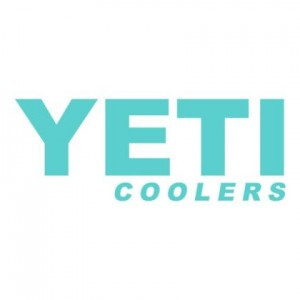 YETI Built For The Wild Window Decal