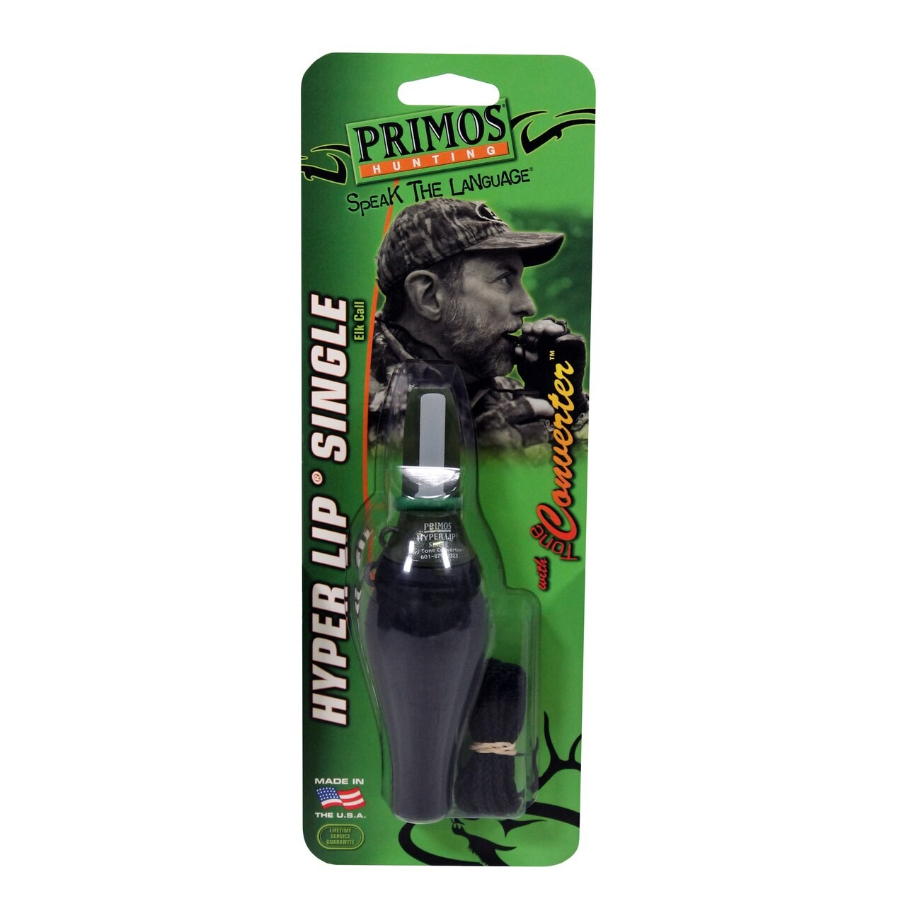 Primos Game Calls Hyper LIP Single with TONE ADAPT