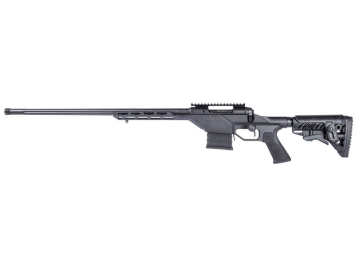 Savage 22848 10BA Stealth Bolt 223 Remington 16.5 10+1 Synthetic|Aluminum Chassis Black Stk Black LH in.