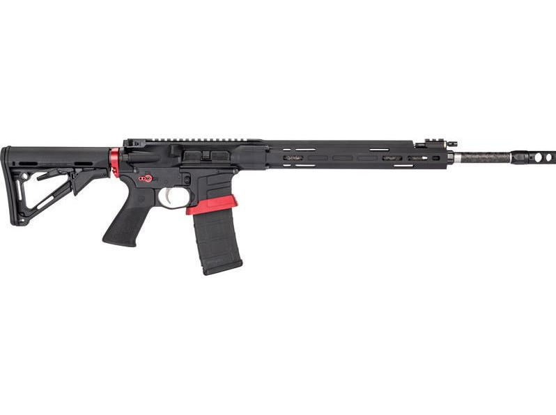 Savage 22938 MSR15 Competition Semi-Automatic 223 Remington|5.56 NATO 18 30+1 Magpul CTR Black Stk Black|Stainless Steel in.