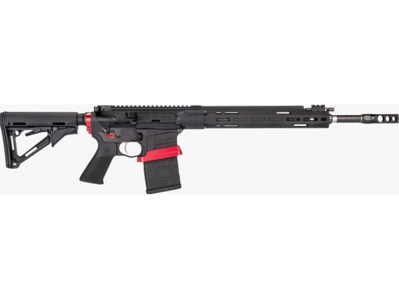 Savage 22940 MSR10 Competition HD Semi-Automatic 308 Winchester|7.62 NATO 18 20+1 Magpul CTR Black Stk Black|Stainless Steel in.