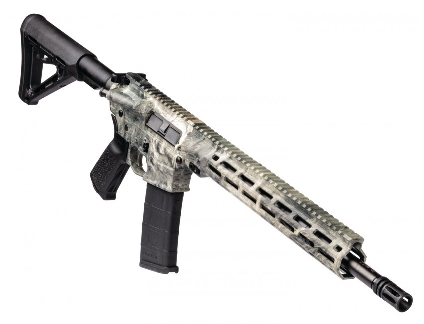 Savage MSR15 Recon 2.0 223 Rem5.56 NATO 16.13in. 30+1 Mossy Oak Overwatch Adjustable Magpul MOE Stock