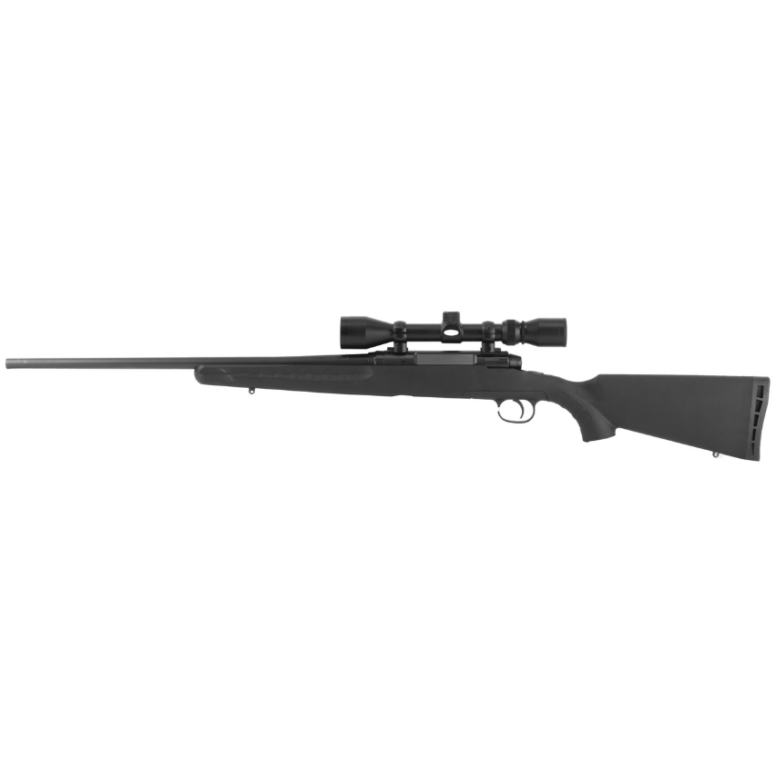 Savage 57259 Axis XP with Scope Bolt 6.5 Creedmoor 22 4+1 Synthetic Black Stk Blued in.