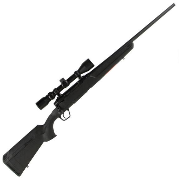 Savage 57265 Axis XP Compact with Scope Bolt 223 Remington 20 4+1 Synthetic Black Stk Blued in.