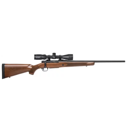 Mossberg 28028 Patriot Vortex Scope Combo Bolt 6.5 Creedmoor 22 5+1 Walnut Stk Blued in.