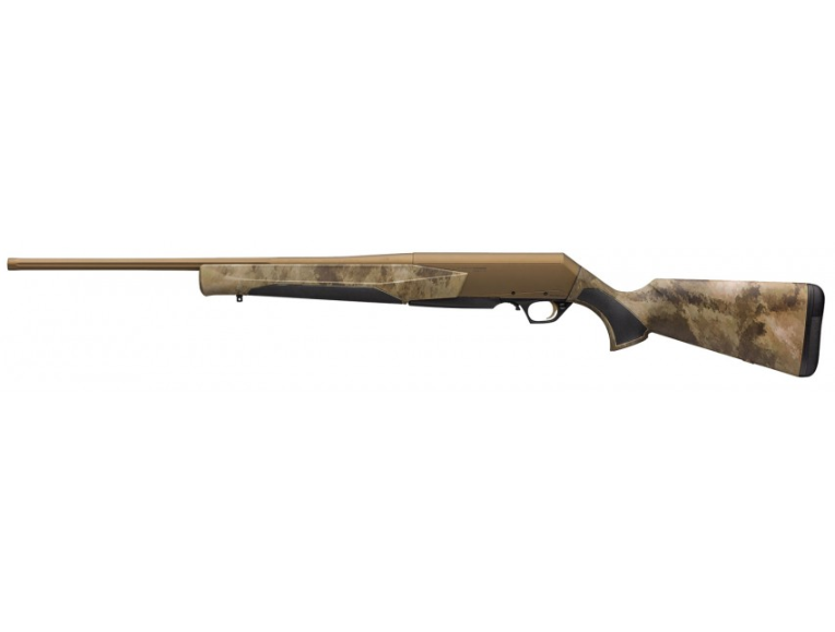 Browning 031064218 BAR MK3 Hells Canyon Speed Semi-Automatic 308 Winchester|7.62 NATO 22 4+1 Synthetic A-TACS AU Stk Burnt Bronze Cerakote in.
