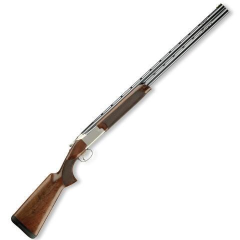 Browning 018142813 Citori White Lightning 28 Gauge 28in. 2 2.75in. Silver Nitride Oil Black Walnut Right Hand